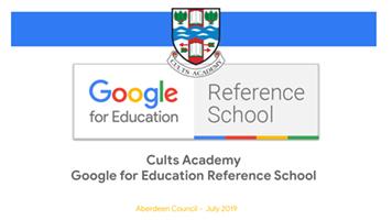 School Uniform – Cults Academy