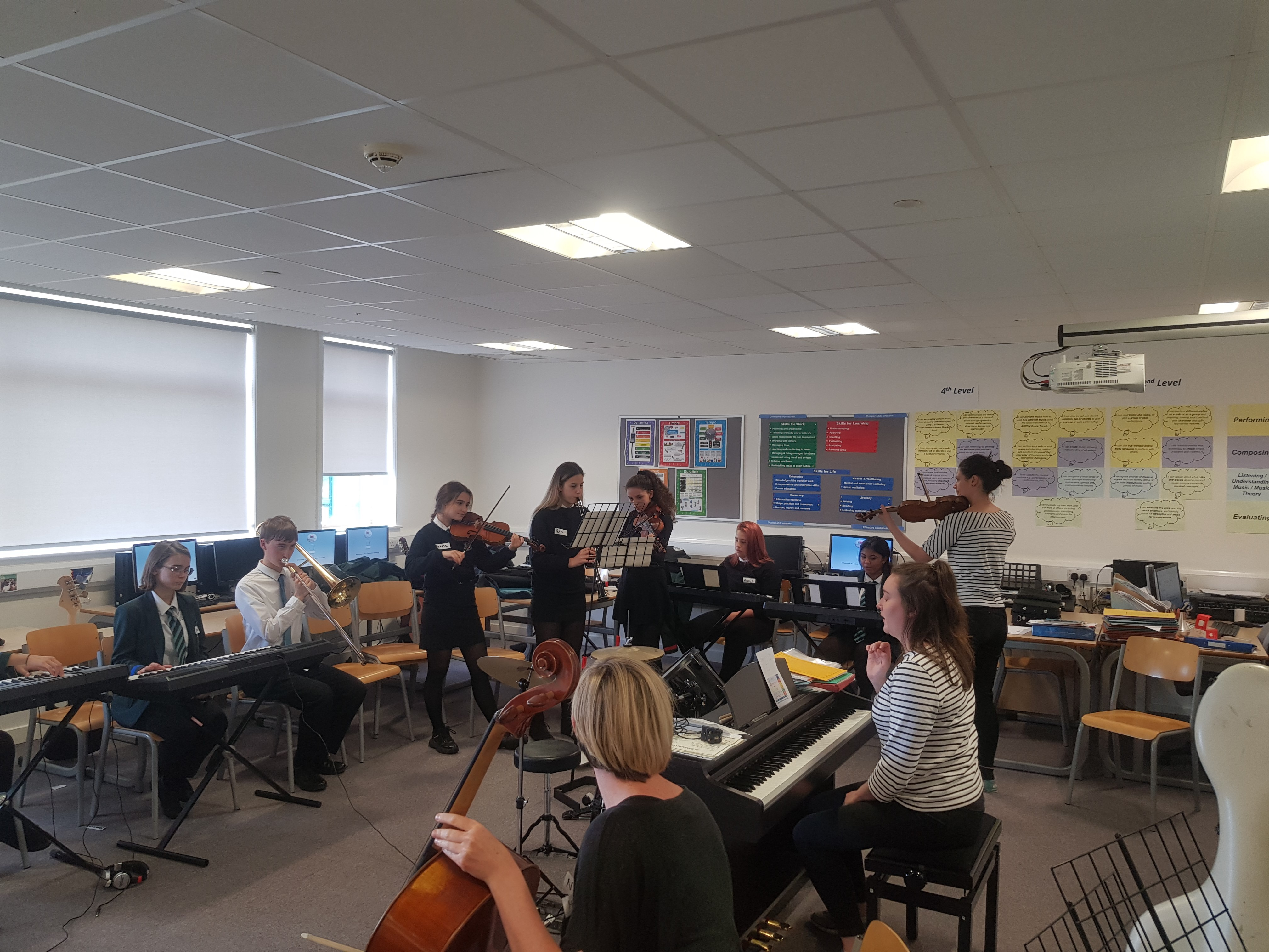 Scottish Chamber Orchestra Visit