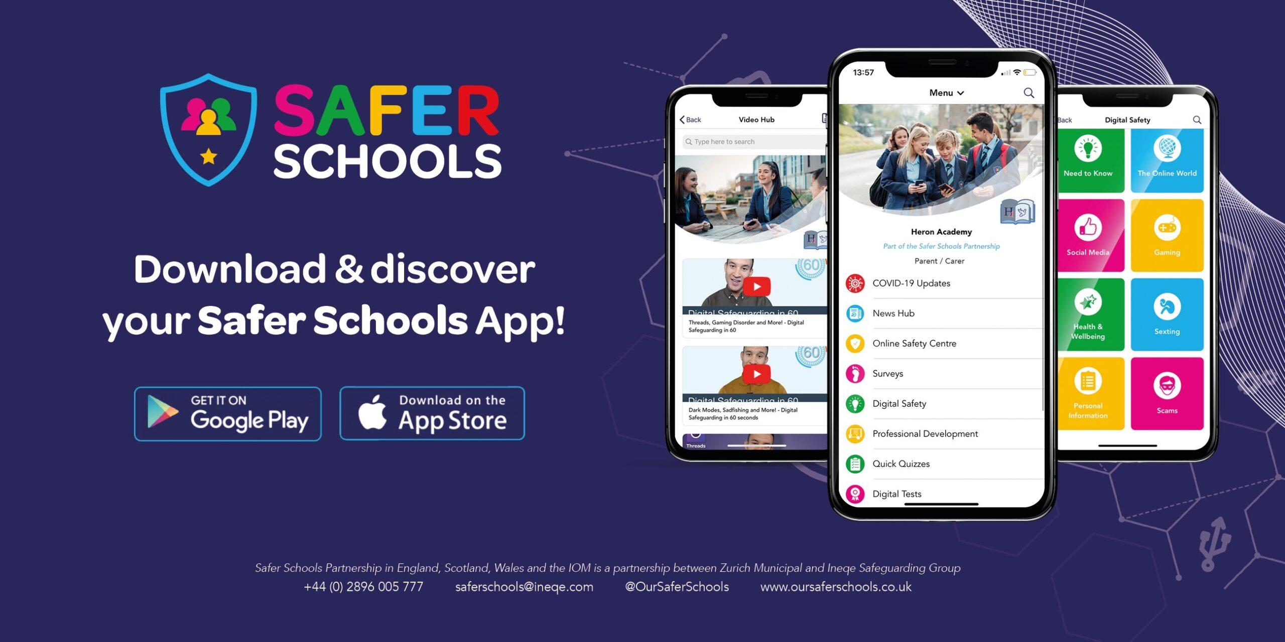 Safer Schools App