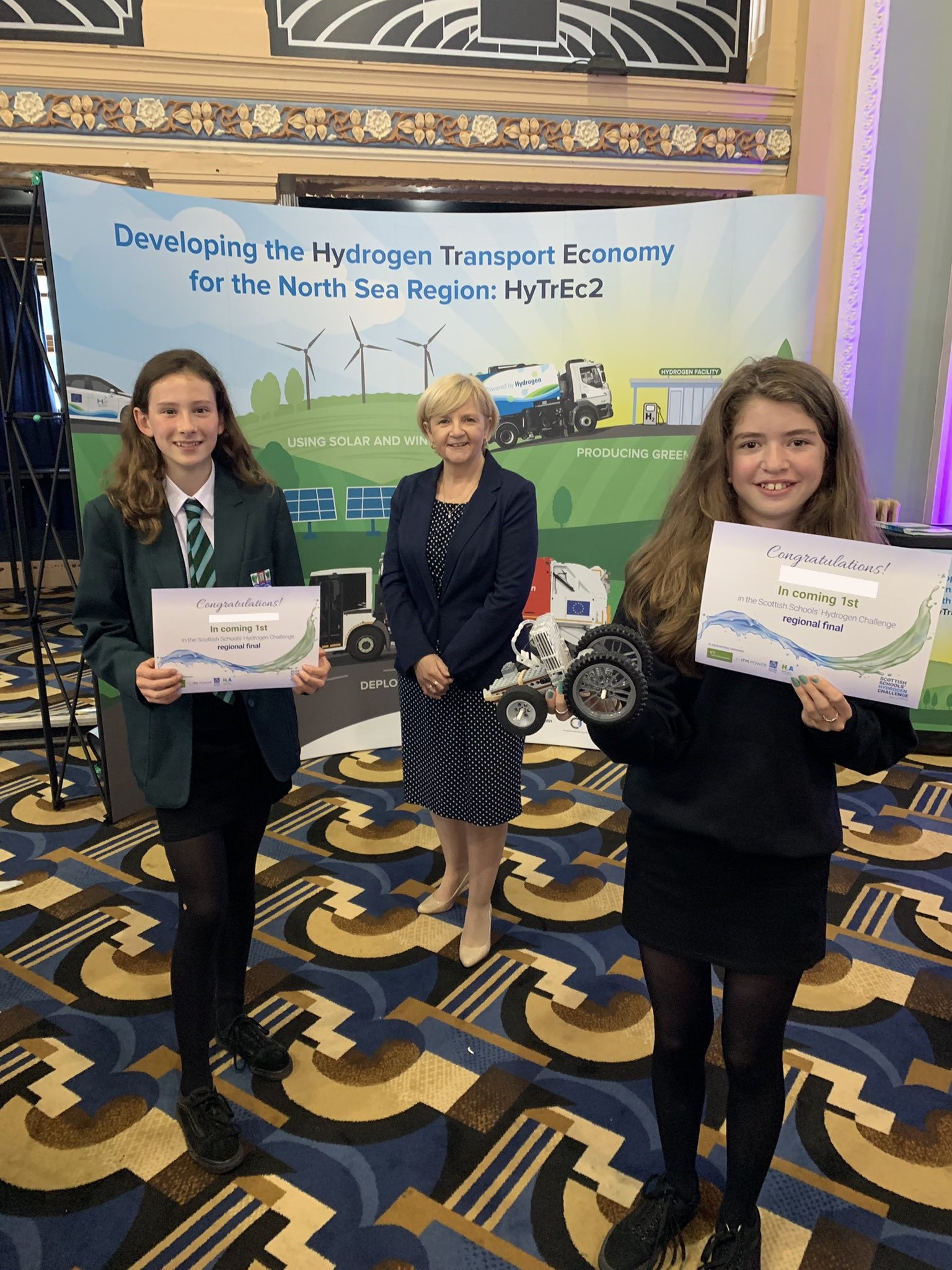 COP26  Scottish Schools' Hydrogen Challenge Winners